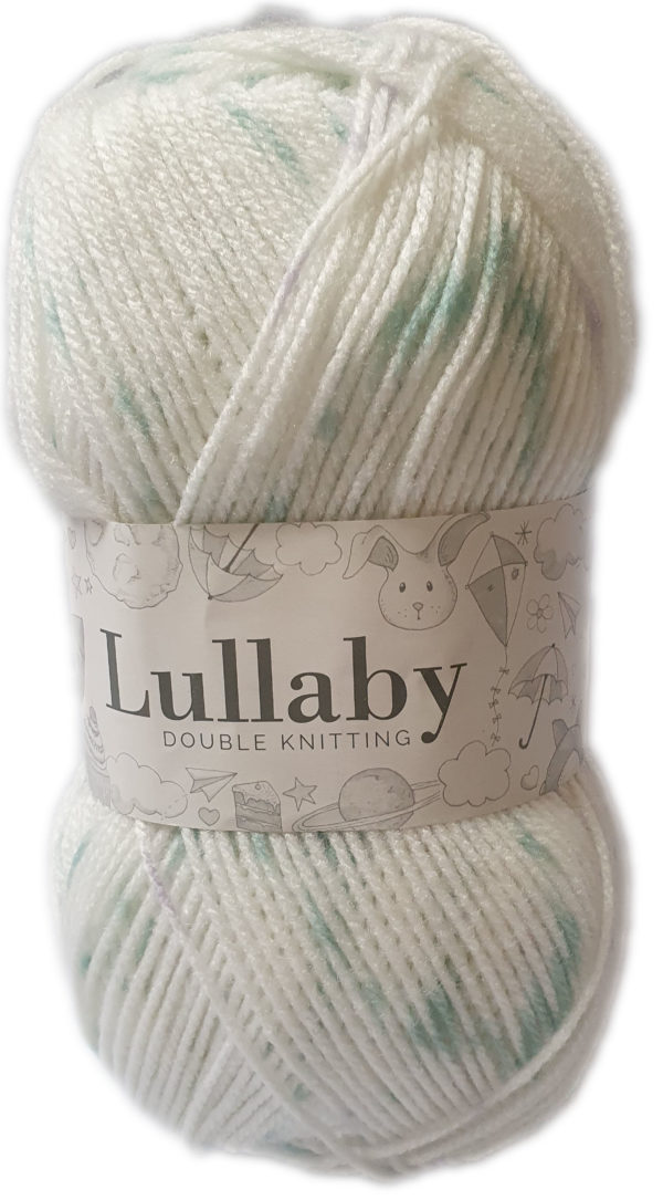 LULLABY 100g-COL.127 BEETLE JUICE 1