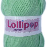 LOLLIPOP CHUNKY 100g-COL.29 NAVY BLUE 3