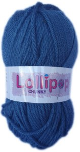 LOLLIPOP CHUNKY 100g-COL.25 JEANS 4