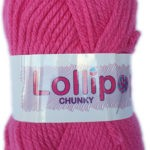 LOLLIPOP CHUNKY 100g-COL.25 JEANS 2