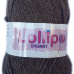 LOLLIPOP CHUNKY 100g-COL.40 PALE PINK 2