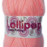 LOLLIPOP D.K 100g-COL.04 DUSTY PINK 3
