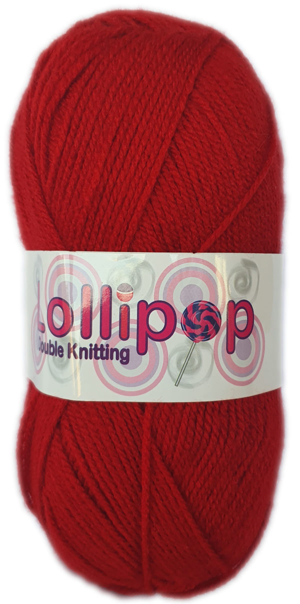 LOLLIPOP D.K 100g-COL.14 CHERRY 1