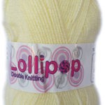 LOLLIPOP D.K 100g-COL.11 LIGHT YELLOW 3