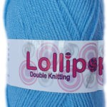 LOLLIPOP D.K TWINKLE 100g-COL.49 MELANGE DENIM 2