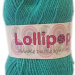 LOLLIPOP D.K TWINKLE 100g-COL.49 MELANGE DENIM 3