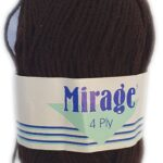 MIRAGE 4 PLY 25g-COL.146 CERISE PINK 3