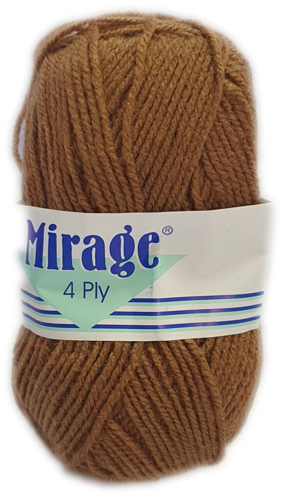 MIRAGE 4 PLY 25g-COL.049 ANTIQUE 1