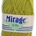 MIRAGE 4 PLY 25g-COL.156 FORREST 2