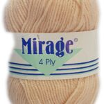 MIRAGE 4 PLY 25g-COL.058 SAXE BLUE 3