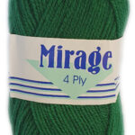 MIRAGE 4 PLY 25g-061 SOFT LIME 3