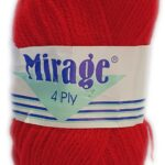 MIRAGE 4 PLY 25g-COL.156 FORREST 3