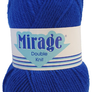 MIRAGE PULLSKEIN D.K 100g-COL.008 ROYAL BLUE 11
