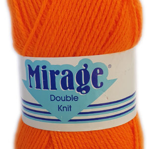 MIRAGE PULLSKEIN D.K 100g-COL.148 SUNSET 9