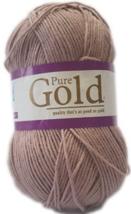 PURE GOLD D.K 100g-COL.004 ROSE 4