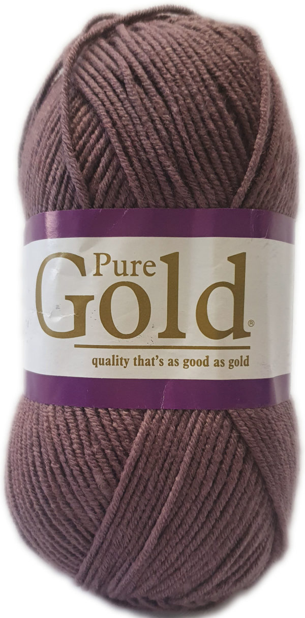 PURE GOLD D.K 100g-COL.016 PLUM 1