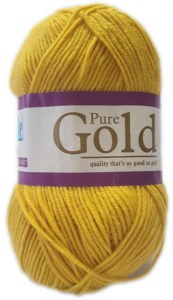 PURE GOLD D.K 100g-COL.020 CANARY 4