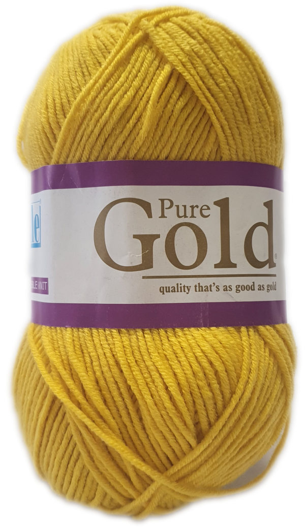 PURE GOLD D.K 100g-COL.020 CANARY 1