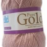 PURE GOLD D.K 100g-COL.004 ROSE 2