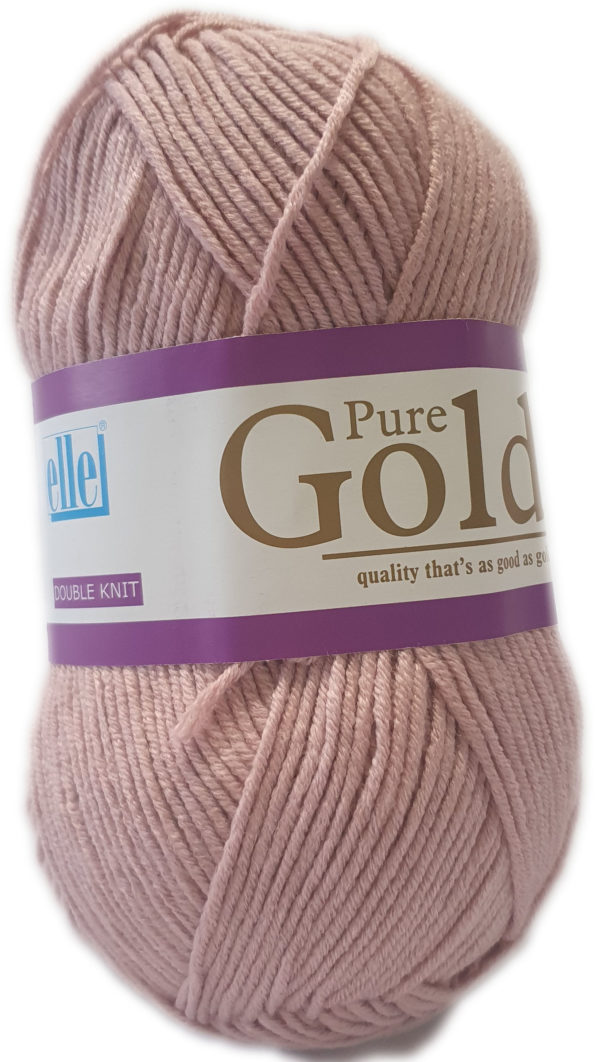 PURE GOLD D.K 100g-COL.026 BLUSH 1