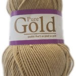 PURE GOLD D.K 100g-COL.020 CANARY 3