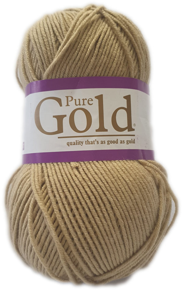 PURE GOLD D.K 100g-COL.045 TAUPE 1