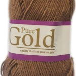 PURE GOLD D.K 100g-COL.053 BARK 2