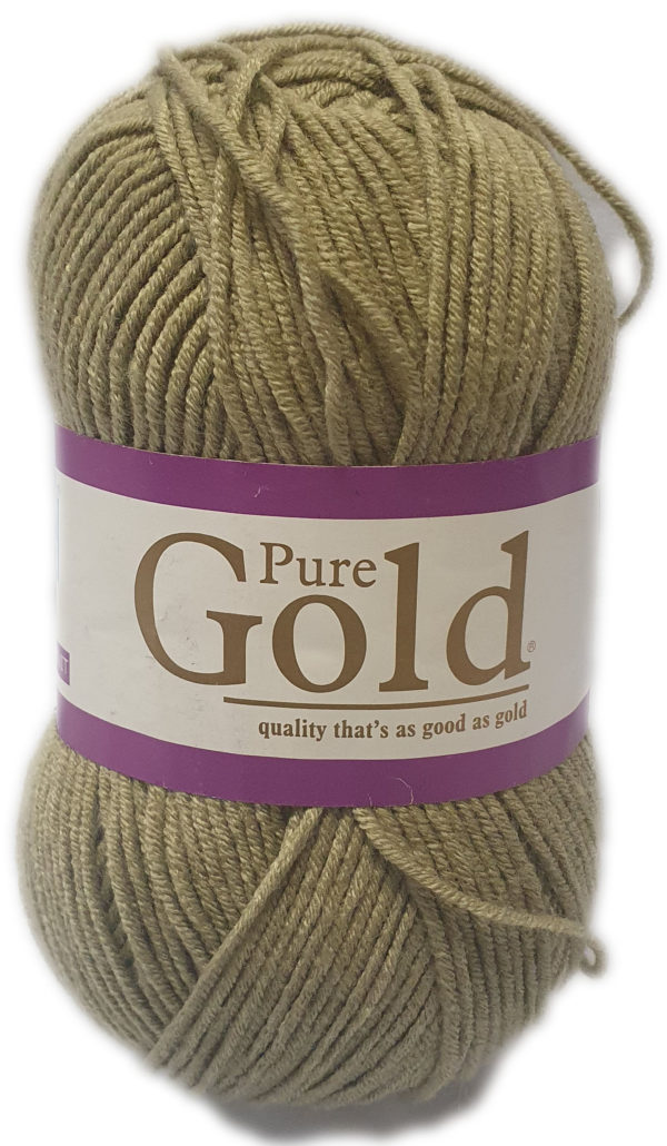 PURE GOLD D.K 100g-COL.053 BARK 1