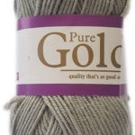 PURE GOLD D.K 100g-COL.020 CANARY 2