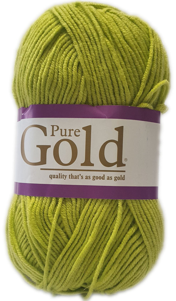PURE GOLD D.K 100g-COL.081 BAMBOO 1