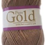 PURE GOLD D.K 100g-COL.045 TAUPE 3