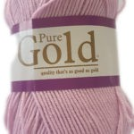 PURE GOLD D.K 100g-COL.007 TEAL 3