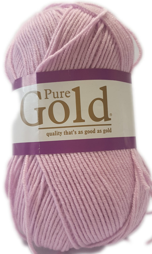 PURE GOLD D.K 100g-COL.200 SOFT LILAC 1