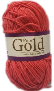 PURE GOLD D.K 100g-COL.205 SALMON 4