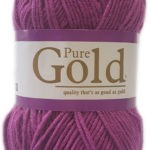 PURE GOLD D.K 100g-COL.007 TEAL 2