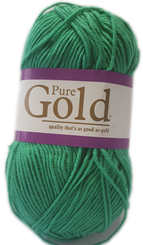 PURE GOLD D.K 100g-COL.208 CLOVER 1