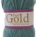 PURE GOLD D.K 100g-COL.208 CLOVER 2