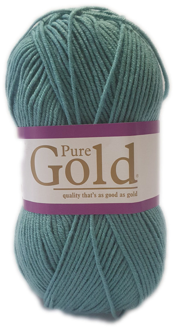 PURE GOLD D.K 100g-COL.223 DUCK EGG 1