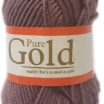PURE GOLD CHUNKY 100g-COL.209 NAVY 2