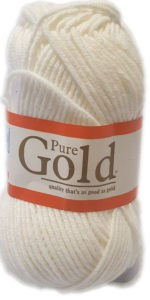 PURE GOLD CHUNKY 100g-COL.033 LILY 4