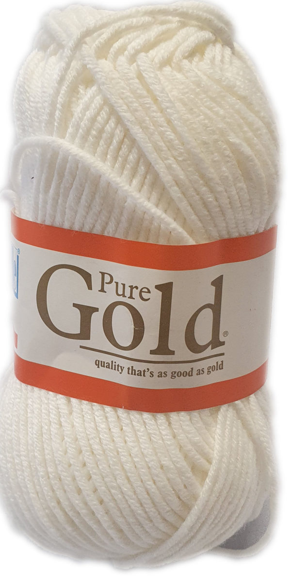 PURE GOLD CHUNKY 100g-COL.033 LILY 1