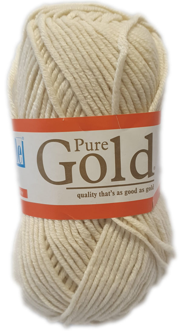 PURE GOLD CHUNKY 100g-COL.036 IVORY 1