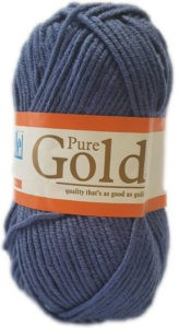 PURE GOLD CHUNKY 100g-COL.064 PETROL 4