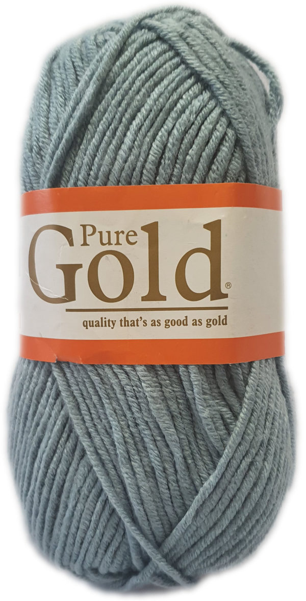 PURE GOLD CHUNKY 100g-COL.203 MIST 1