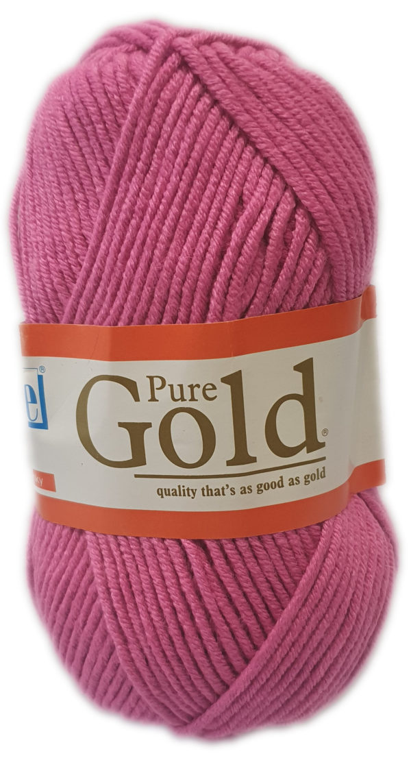 PURE GOLD CHUNKY 100g-COL.204 CABARET 1