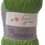SUMMER BREEZE 100g-COL.681 BLUE 3