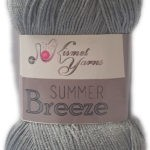 SUMMER BREEZE 100g-COL.682 PLUM 2