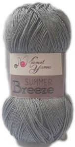 SUMMER BREEZE 100g-COL.680 GREY 4