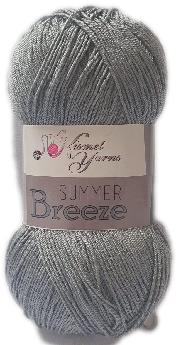 SUMMER BREEZE 100g-COL.680 GREY 1