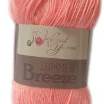 SUMMER BREEZE 100g-COL.693 RED 3